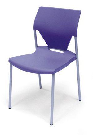 Metalen stoel Trendy