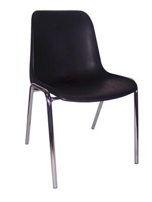 Stapelbare koppelstoel Helene