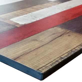 5782 - Compact tafelblad 223 Roestbruin