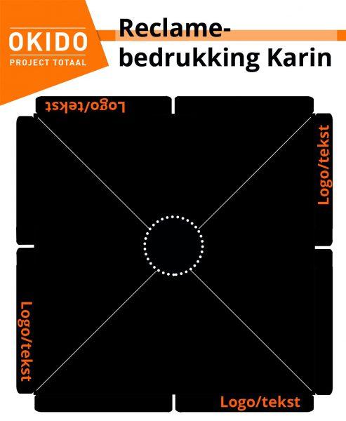 8380 493x600 - Reclamebedrukking Karin