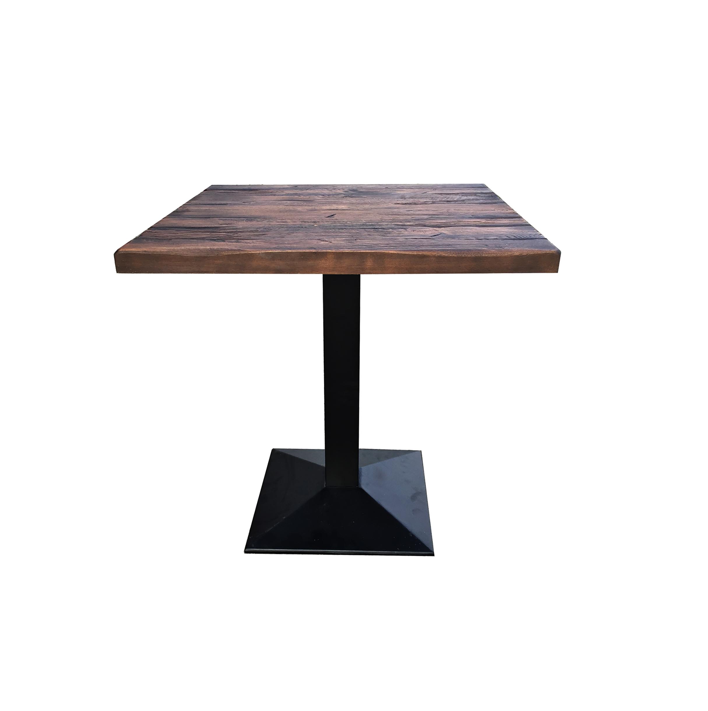 Table Antique Oak 70×70