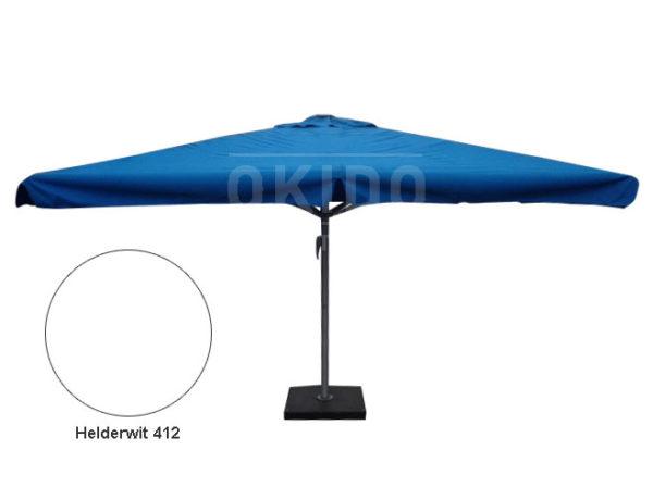 Parasol Karin 4x4 hlederwit