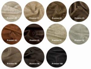 Preston kleurrondjes met logo 1 300x228 - Stoel Bora Vintage