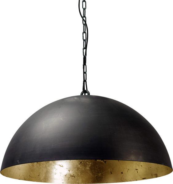 Lamp Larino Gunmetal Goud