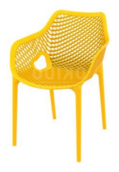 image 230 1671 410 juist 415x600 - Terrasstoel Ariane met arm Yellow