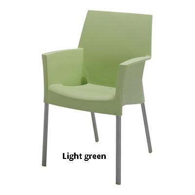 101010027 - Terrasstoel Sole light green