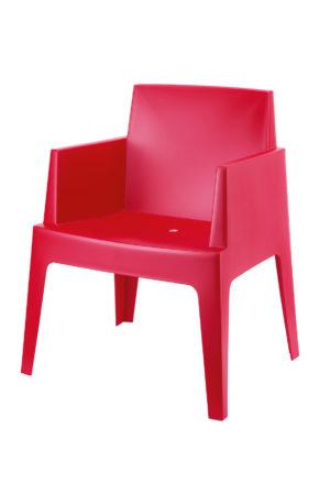 Box red 300x449 - Terrasstoel Box Red