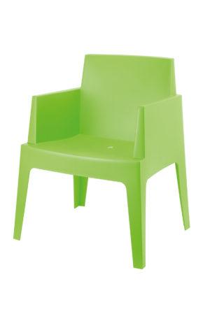 Box tropical green 300x449 - Terrasstoel Box tropical green