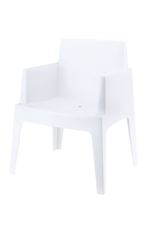 Box white 300x449 - Terrasstoel Box White