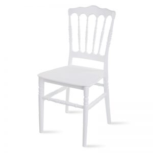 napoleon white1 300x300 - Stoel Napoleon wit