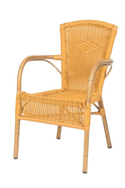 p8 9 Zandvoort honey 400x600 - Terrasstoel Zandvoort Honey