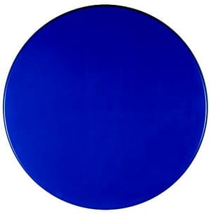 338 Tiefblau - Terrastafelblad Werzalit 338 Diepblauw