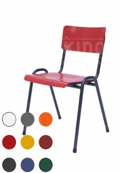Easy hoofdfoto 415x600 - Metalen stoel Easy 3300