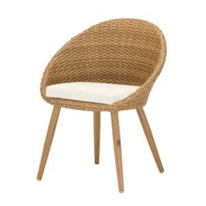 Terrasstoel Egg Chair Honey