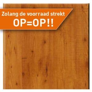 Terrastafelblad Werzalit 321 Pinie