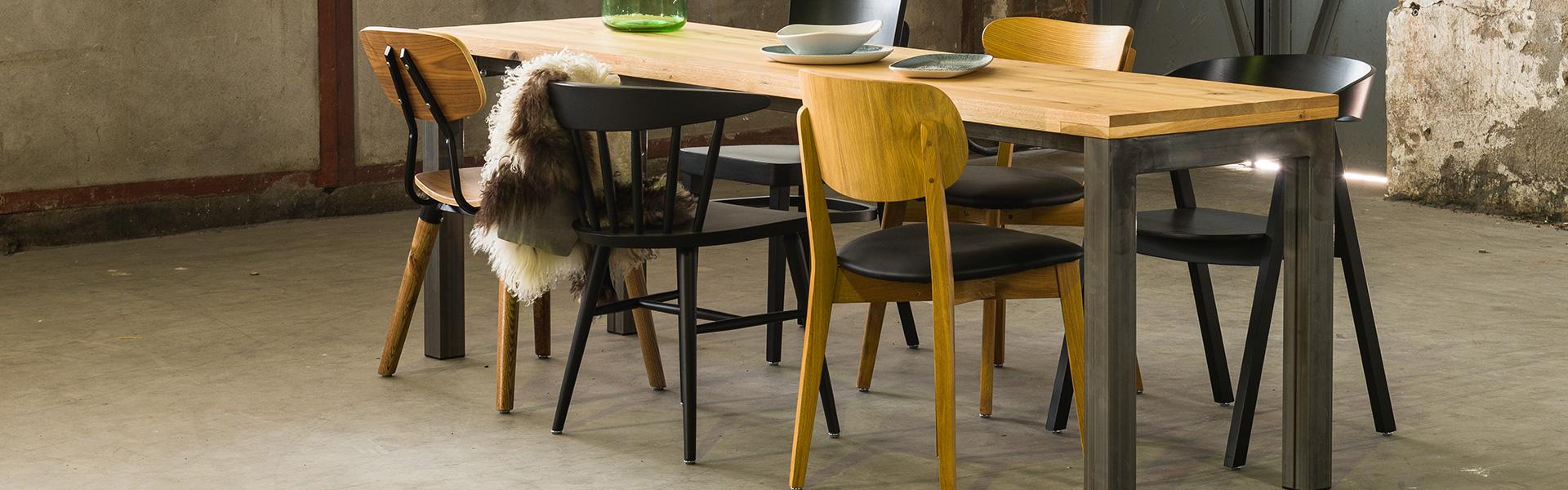 Bekijk onze metalen meubelen