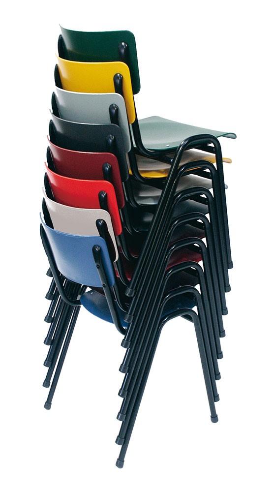 Metalen stoel Easy 3300