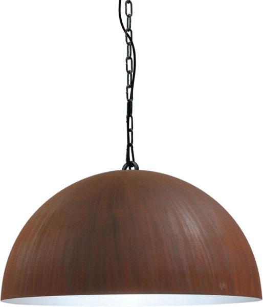 Lamp Larino Roest Wit