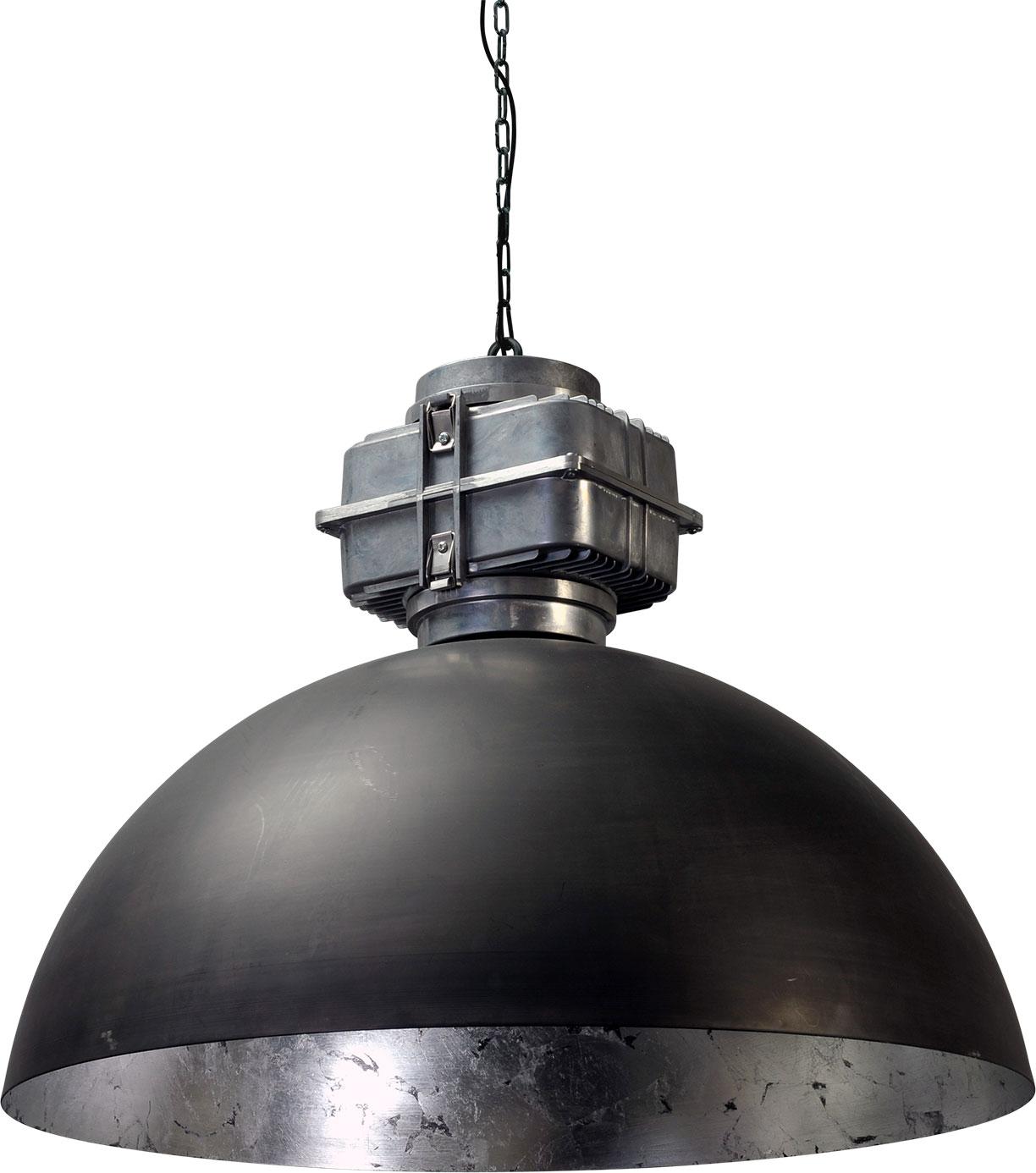 larino 2201 30 37 BL - Lamp Larino Motorblok Gunmetal