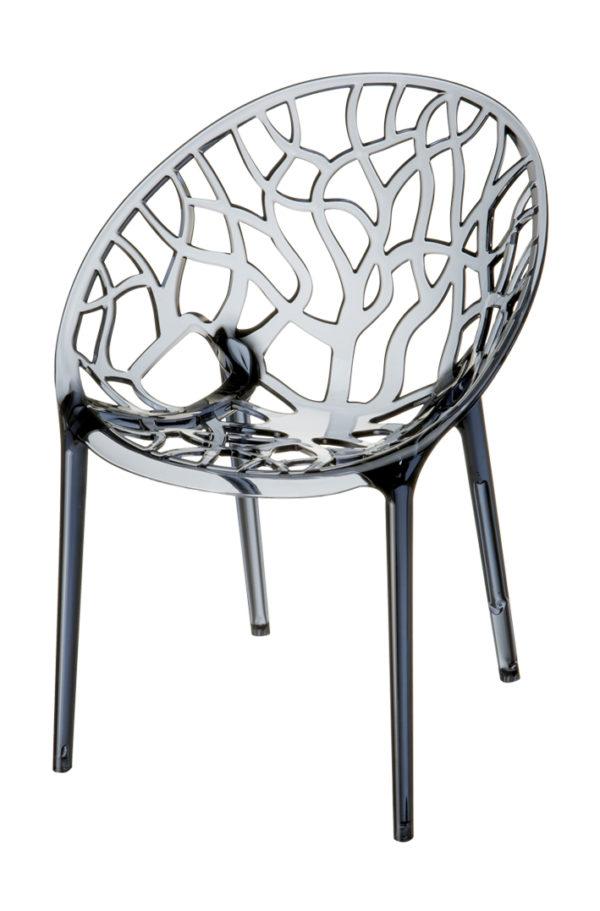 Designstoel Crystal