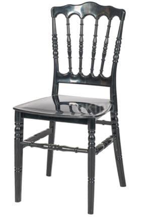 Napoleon zwart stoel