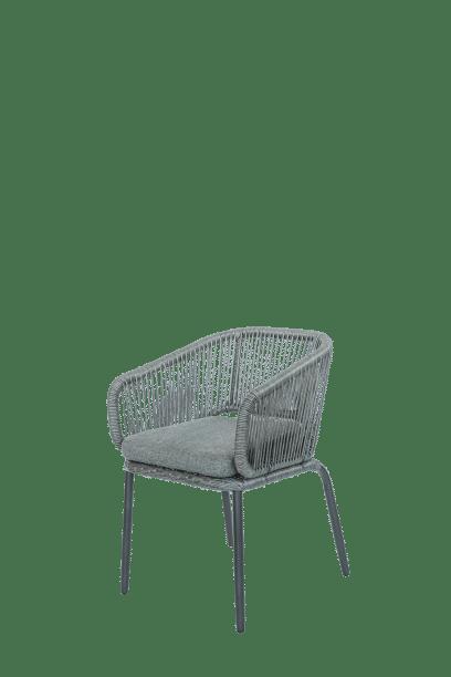 144A0118 1 - Terrasstoel Soraya grijs