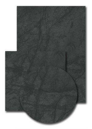 Donker marmer T567 300x422 - Melamineblad T567 donker marmer