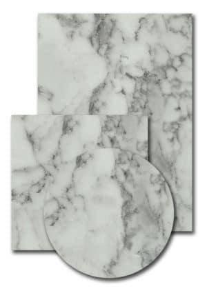 Wit marmer T566 300x422 - Melamineblad T566 wit marmer