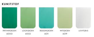 kleuren arena groen - Stoel Arena 3420