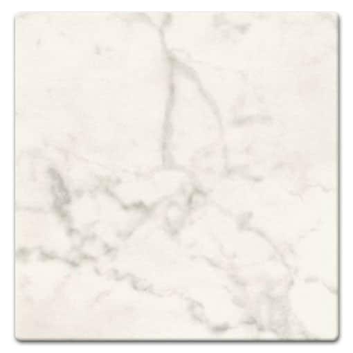 Smartline terrastafelblad 0070 White Marmor