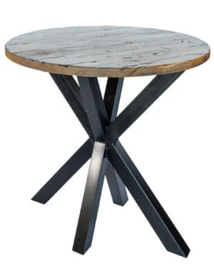 Matrix tafel Cesar eiken antiek hoog