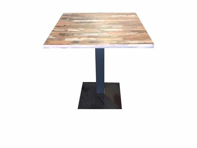 melamine tafel h167 horeca